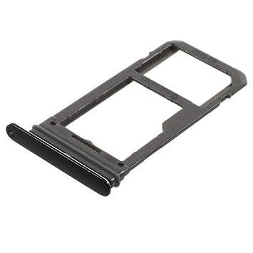 Galaxy S8 Sim Karte.Samsung Galaxy S8 S8 Plus Sim Kartenhalter Card Tray Holder Sd Schlitten Slot Karte Schwarz