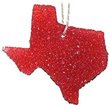 Bible Verse Car Candle God Bless Texas Ripe Mulberry Air Freshener ()