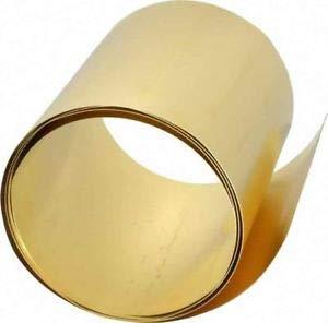 JumpingBolt C260 Brass Shim/Sheet .003