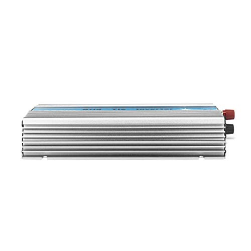 Elikliv 1000 W Netzwechselrichter 110 V Wechselrichter Dc 22-50 V Mppt Reiner Sinus-Wechselrichter für Solarpanelsysteme