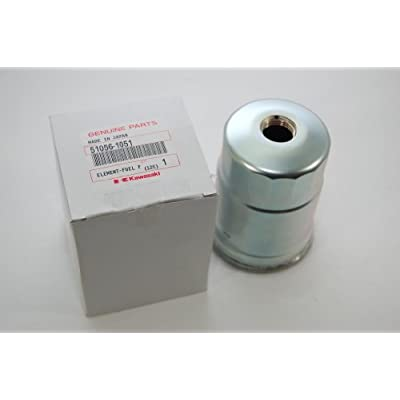 Kawasaki OEM Mule 3010 4010 2510 Diesel Fuel Filter 51056-1051: Automotive