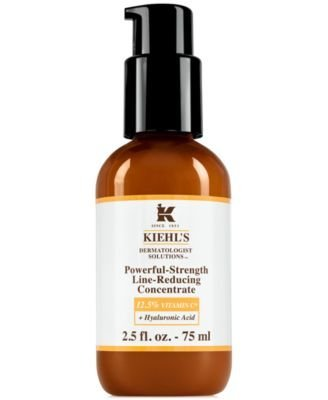 Kiehl's Since 1851 Powerful-Strength Line-Reducing Concentrate 3.4Fl oz