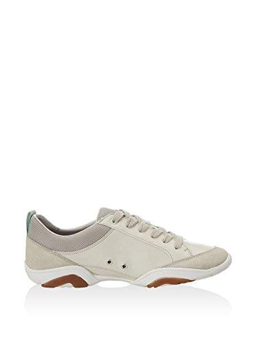 Geox Damen D Arrow B Sneaker, Creme, 40 EU