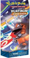 (Pokemon PL Platinum Trading Card Game Rising Rivals Theme Deck Drill Point)