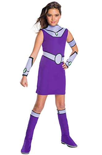 Teen Titans Go Movie Costume Deluxe Starfire, Large -