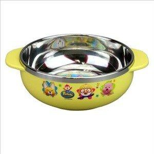 Pororo Kids Children Stainless Steel Bowl 4.5in #PR0890