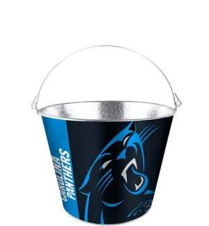 Carolina Panthers Sleek Wrap 5 Qt Ice Bucket