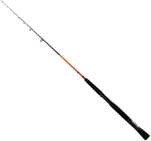 Lews Fishing, Wally Marshall Signature Series Spinning Rod, 7 Length, 1 Piece. 2-10 lb Line Rate, 1 64-1 4 oz Lure Rate, Light Power