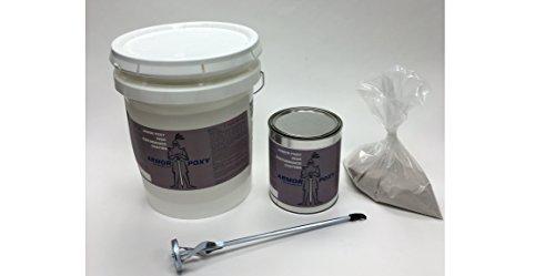 EPOXY MORTAR, Bulk Kit - 2.25 CU FT KIT by ArmorPoxy