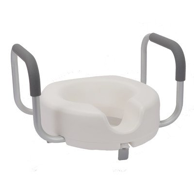 Revolution Mobility Toilet Seat Raisers with Arms ()