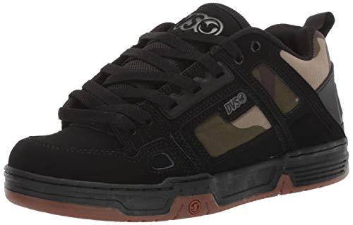 DVS Men's Comanche Skate Shoe, camo New Black, 11 Medium US
