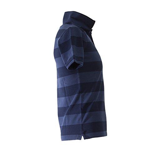 Uomo Mood Polo Indigo Striped Woolrich 5q6wtSxS