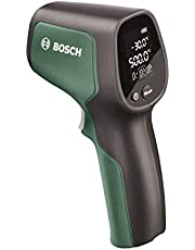 Bosch Infrared Thermometer UniversalTemp (Temperature Range: -30°C to +500°C, 2x AA Batteries, In Box)