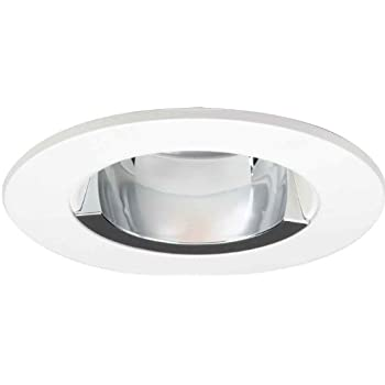 Halo recessed tl409whww 4 inch led trim wall wash white reflector halo recessed tl409whww 4 inch led trim wall wash white reflector with specular optic aloadofball Gallery