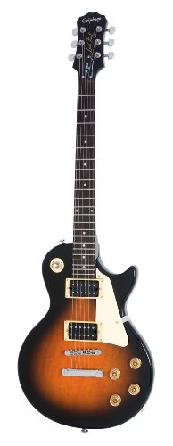 Epiphone Les Paul-100 Electric Guitar, Vintage Sunburst ()