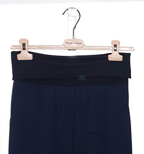 Grace Nina00 Mujer Manila Blu Pantalón d8wRRq1B