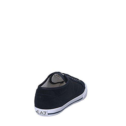 Basket Armani Ea7 New Joe U 27042 Cc299 02836 Blu Scuro Blau