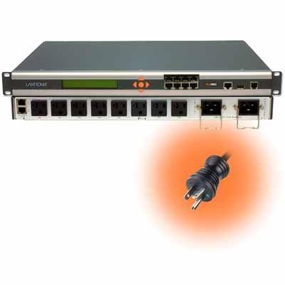 Lantronix SecureLinx Remote Branch Office Manager - Console server - 8 ports - 10Mb LAN, 100Mb LAN