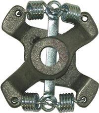 BELL & GOSSETT 189110 Stamped Steel Replacement Coupler - Gossett Coupler