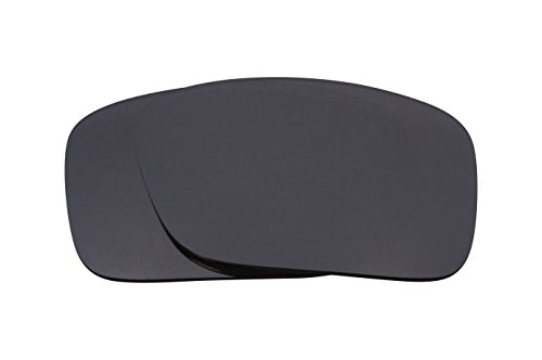Best SEEK OPTICS Replacement Lenses Oakley CRANKCASE - Polarized Silver - Lenses Oakley Crankcase