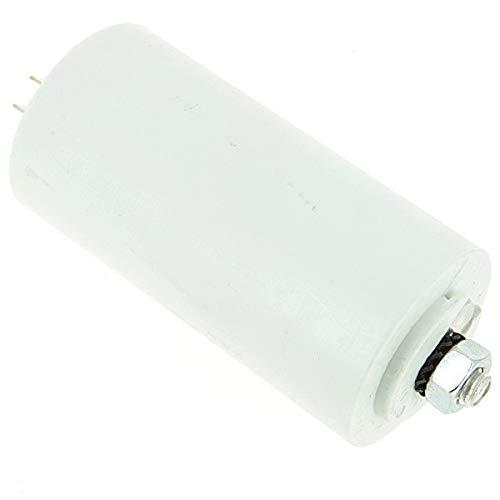 Condensador para cortacésped eléctrico 40 MF: Amazon.es: Hogar