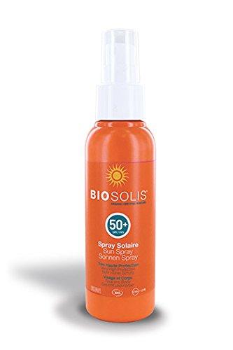 biosolis-sonnenöl Spray SPF50+ 100ml