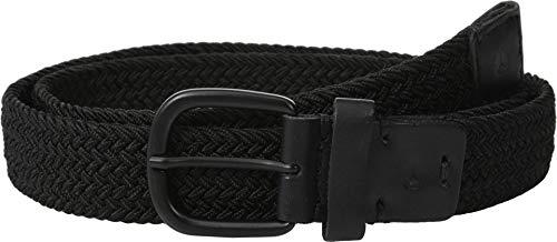 Nixon Men's Extend Belt, All Black, XS/S - Nixon Black Belt
