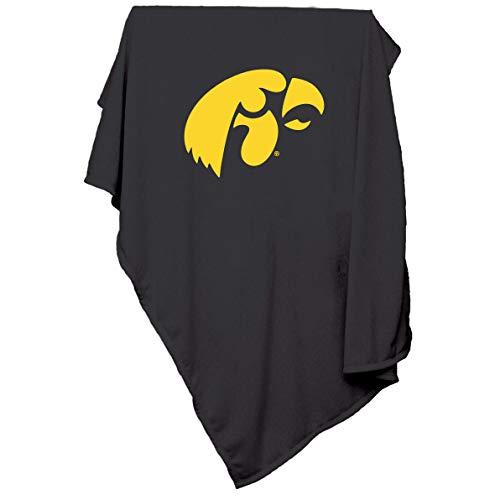 NCAA Iowa Hawkeyes Sweatshirt Blanket ()