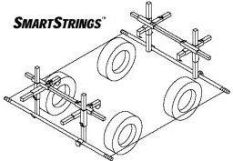 Amazoncom Smart String 4 Wheel Toe Alignment System Automotive