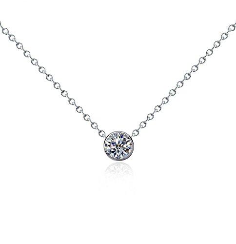 0.5 Ct Diamond Pendant - 3