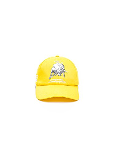 bd16755f05dad Automobili Lamborghini Accessories Bull 1963 Cap One Size Yellow