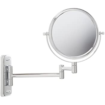 Amazon Com Jerdon Jp7508c 6 Inch Wall Mount Makeup