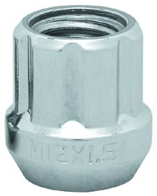 Topline WHEEL C7111-0 Lug nut: Truck Spline: 14mm 2.00 R.H.; Open End; Bulk