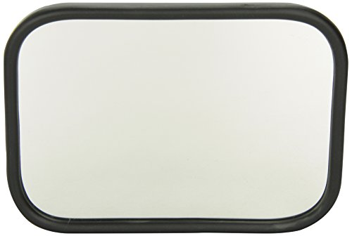 Grote 12072 Black Rolled-Rim Mirror with Ball - Grote Mirror