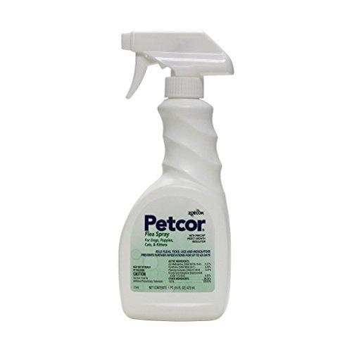 Flea Control Kit - Petcor Flea Spray ZOE1009