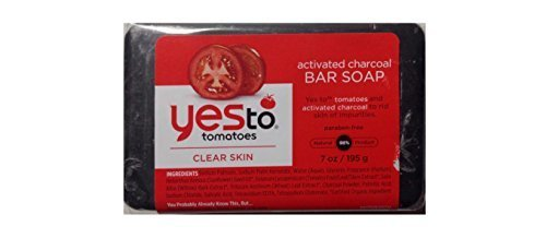 Yes to Tomatoes Activated Charcoal Bar Soap - 7 oz by Yes To (Yes Tomato Soap compare prices)