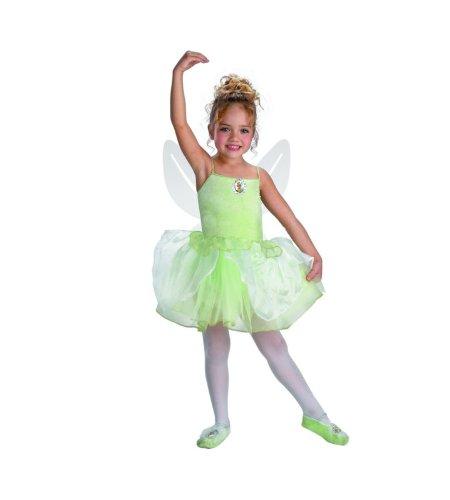 Tinker Bell Ballerina Costume (3T-4T)