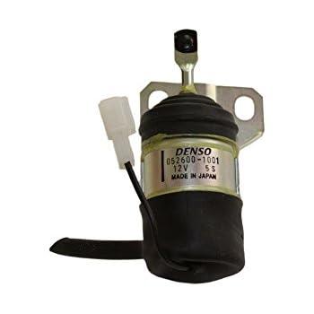 Amazon.com: Holdwell, solenoide de cierre de combustible ...