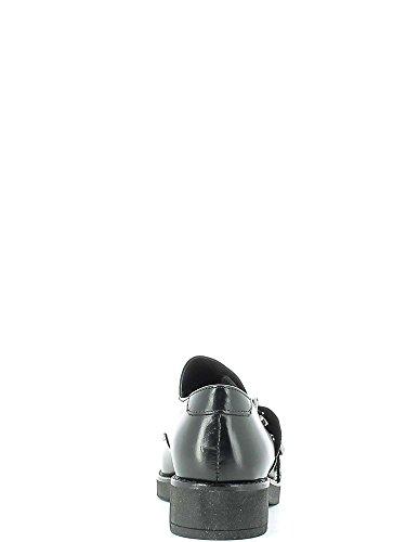 Stringata in pelle con doppia fibbia Cafè Noir art.FE335 35 CsjckM8CQ
