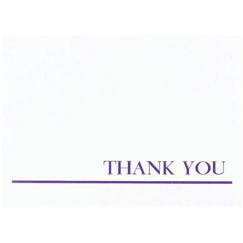 - Amscan Elgnt Expr Thank You Notes