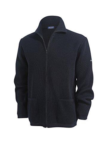 Saint James RHONE- Strickjacke aus 100 % Wolle - Bretagne Pullover
