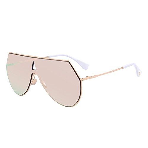 sol integrado de Los hombres mujeres gafas TIANLIANG04 Azul Pink Gran C03 bastidor C02 wg4OZqx