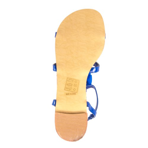 Spot On - Sandalias de vestir de sintético para mujer azul - azul marino