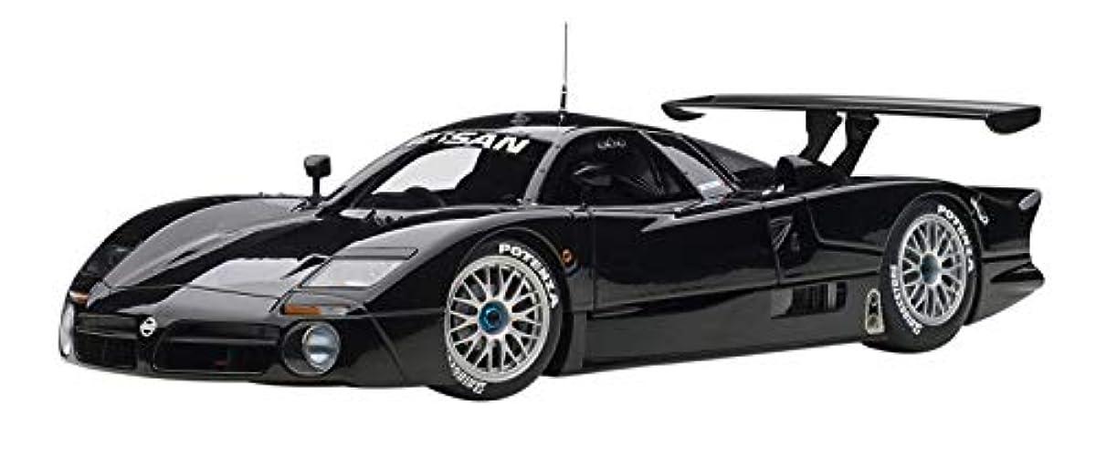 [해외] AUTOART 1/18 닛산 R390 GT1 1998년 (블랙) 완성품