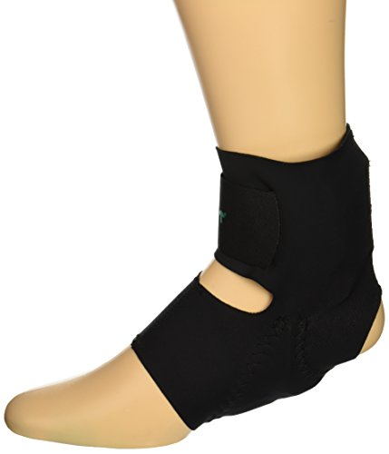 DJO GLOBAL Aircast 09AS Airheel Ankle Brace, Small