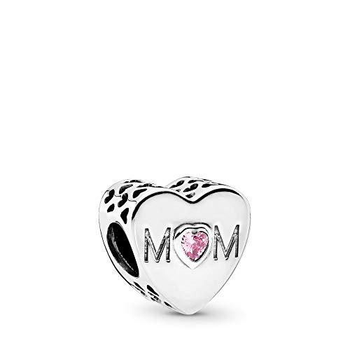 Pandora Women's Mother Heart Charm