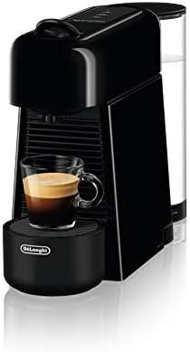 De'Longhi EN200.B Macchina del caffè con Sistema a Capsule Nespresso, 230 Decibel, Plastica, Nero
