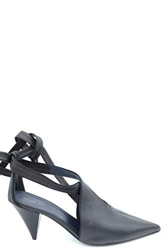nera pelle Scarpe con tacco in Mcbi36561 Céline Woman xPIFUqSwT