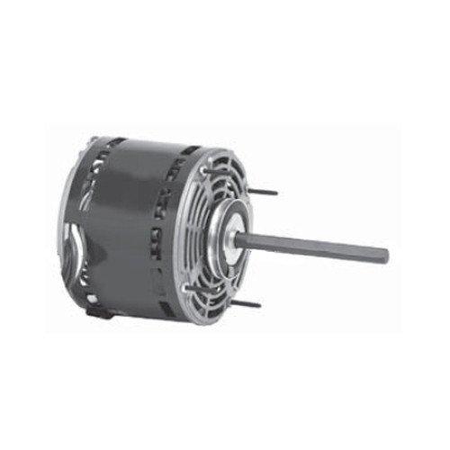 5.6'' OAO PSC Direct Drive Fan & Blower Motor, 48YZ (115V, 1/2 HP, 1075 RPM) by US Motors