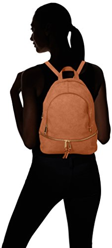 Zipper Bag Brown Brown Madrid Backpack Tan SwankySwans Backpack Womens Handbag BEOw11